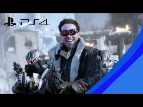 Sony PS4 perfect day trailer multiplayer