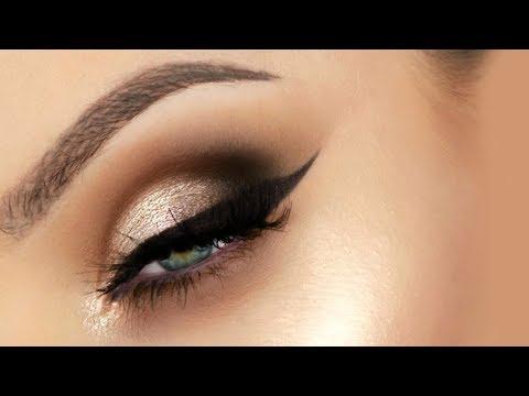 HOODED EYES MAKEUP 'The Soft Socket' Technique   Hooded Eyes Makeup  Stephanie Lange
