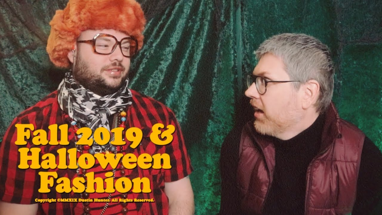 [VIDEO] - Fall 2019 Clothing Lookbook | Halloween Outfit Ideas 9
