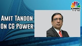 Amit Tandon On CG Power: Audit Committee Have Listed Initial Findings; Auditors Must Be Scrutinized