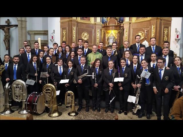 DOMINGO SANTA CECILIA 2019 EN VILLARGORDO | PASACALLES Y MARCHAS