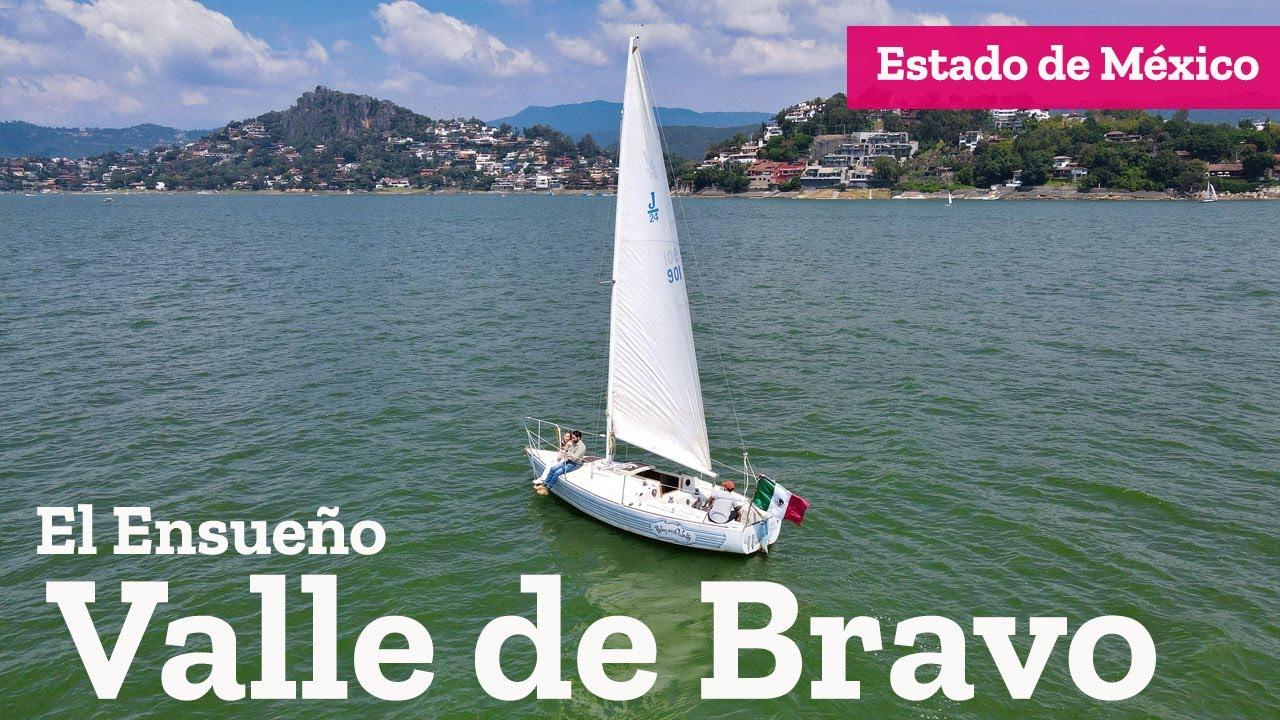 El Ensueño Valle de Bravo, paseo en Velero en Estado de México