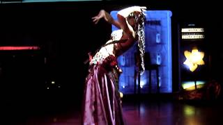 carla belly dance sword  magic 26 4 09