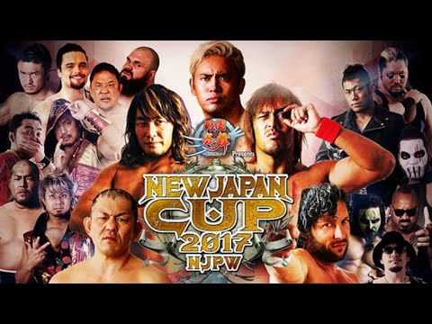 New Japan Cup 2017 Semi Finals Live Reaction!
