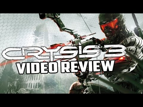 Crysis 3 PC Game Review - Maximum Conclusion