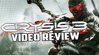 Crysis 3 PC Game Review