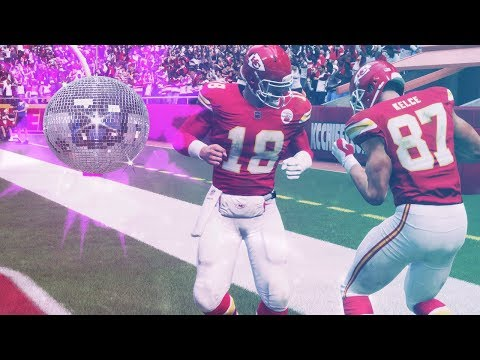 DANCING WITH TEAM MATES! FUNNY TD CELEBRATIONS!- MADDEN 18 CAREER MODE- EP 13