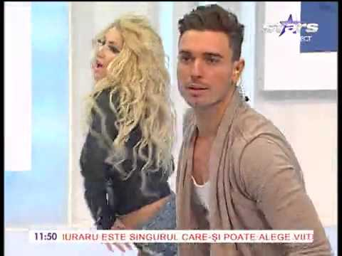 Faydee la Star Matinal live, interviu si Can't let go performance live