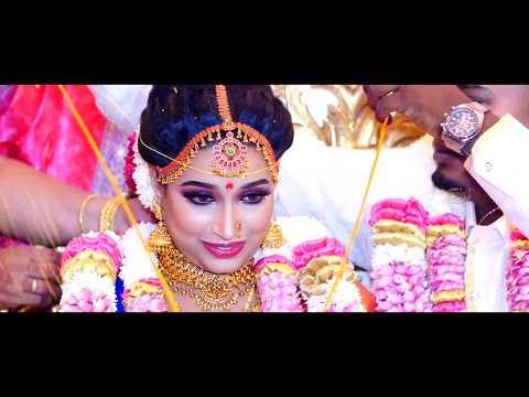 Malaysian Indian Wedding Highlight Of Tamil Mannan & Shamine By Golden Dreams GDU