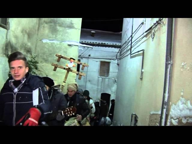 Gambatesa maitunat 31-12-2014: per le vie del paese