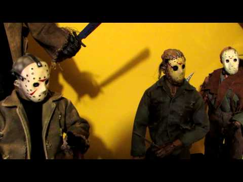 Sideshow Jason Voorhees Collection
