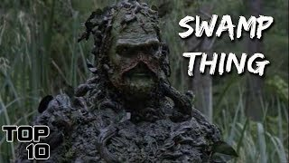 Top 10 Scary Things Pulled From SWAMPS