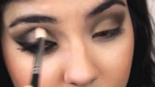Красивый макияж вечерний видео уроки. Как сделать макияж вечерний видео уроки
