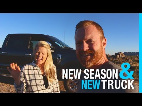 NEW SEASON NEW TRUCK! (SN 4 INTRO - RV LIFE)