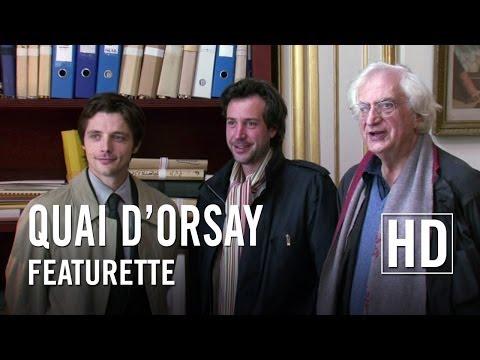 Quai d'Orsay  Featurette