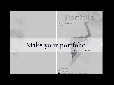 How To Make A Portfolio-Photoshop_architecture-Students