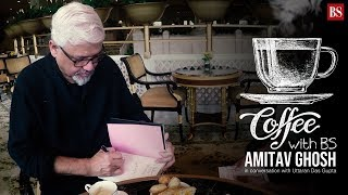 Coffee with BS: In conversation with Jnanpith Award winner Amitav Ghosh