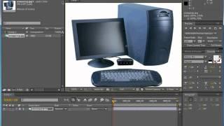 Работа с инструментами Adobe After Effects CS5. Часть 1 (12/49)