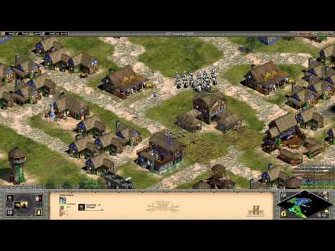 AOE II Hard Campaigns - Joan of Arc 2 - The Maid of Orleans