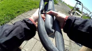 Jak opravit píchlé kolo