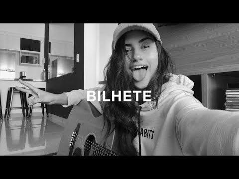 Bilhete (Luccas Carlos, Rashid) DAY cover