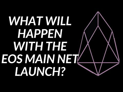 What Will Happen With The EOS Mainnet Launch?