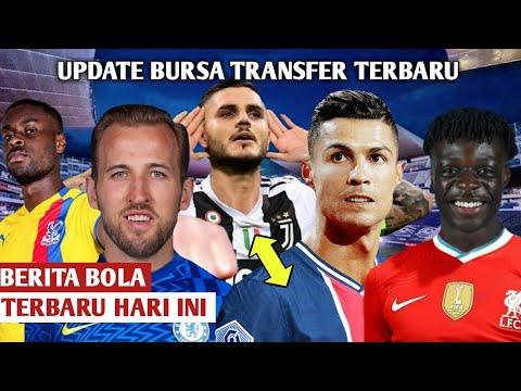 Berita Bola Terbaru Hari Ini \u0026 Transfer Pemain Resmi 2021 ~Chelsea, Juventus, Liverpool,Inter Milan
