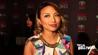 """Jeannie Mai Defends Tamar Braxton From the Haters & Talks Her Show """"The Real!"""""""