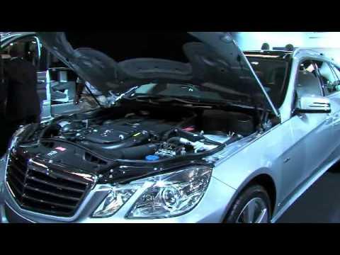 Mercedes-Benz South Africa at 2011 Johannesburg International Motor Show (JIMS)