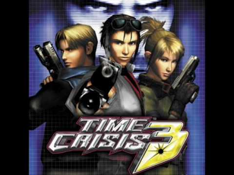 Time Crisis 3 OST - Track 01