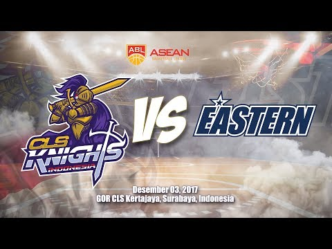 CLS Knights Indonesia VS Hong Kong Eastern  | ABL 2017 - 2018 Mp3