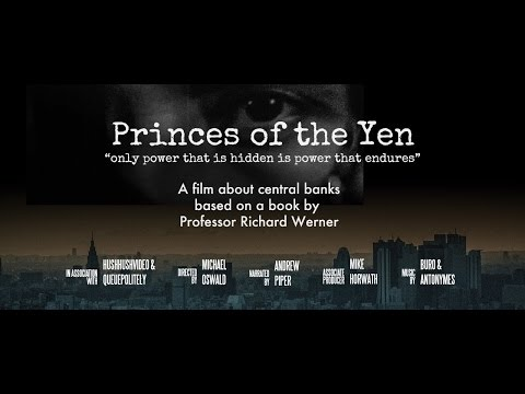 Princes of the Yen: Central Banks... (Subs - English)
