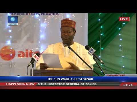 Ensuring Nigeria's Success In 2018 FIFA World Cup Pt.12 |World Cup Seminar|