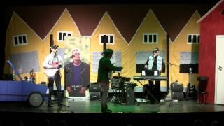 Mark Knopfler Hyllar Eddie Meduza,,Henrik Sveder fr GASEN I BOTTEN 2014
