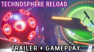 TECHNOSPHERE RELOAD Trailer + Gameplay PC STEAM HD