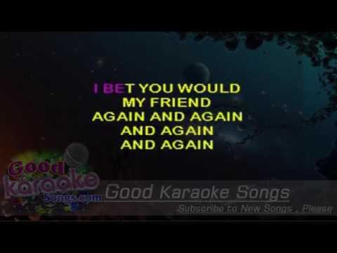 Living On The Edge -  Aerosmith (Lyrics Karaoke) [ goodkaraokesongs.com ]