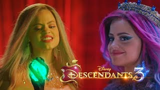 Secrets Only True Fans Noticed In Queen of Mean from Descendants 3