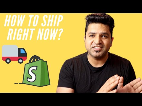 Shipping Solution For Shopify Dropshipping Right Now thumbnail