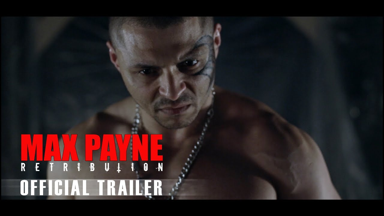 Max Payne Retribution Official Trailer Youtube