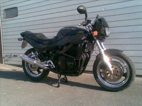 suzuki gsx 600 f new streetfighter style youtube. Black Bedroom Furniture Sets. Home Design Ideas