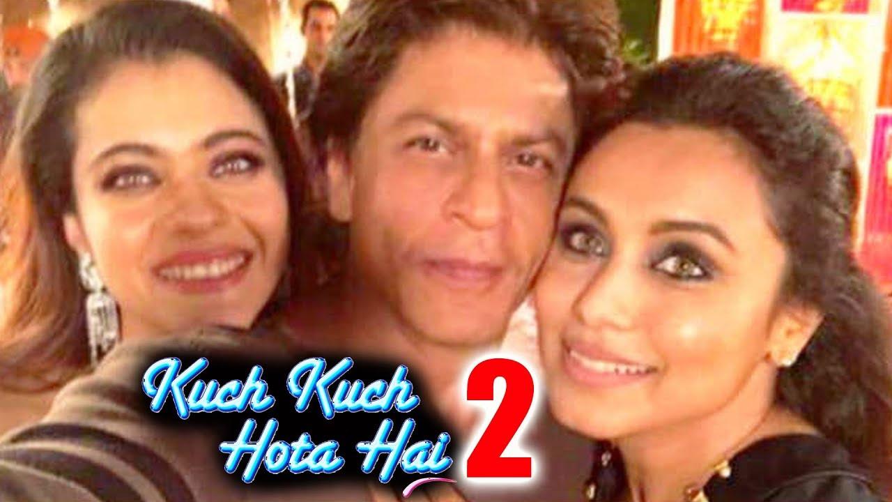 Kuch Kuch Hota Hai REUNION - Shahrukh, Kajol, Rani Mukerji ...Shahrukh Khan Daughter In Kuch Kuch Hota Hai