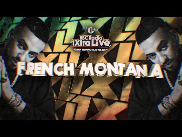 BBC RADIO 1XTRA LIVE 2019 SHOW OPENER