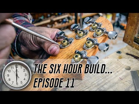 The 6 Hour Build - Ep11 - Hard Times with Hardware