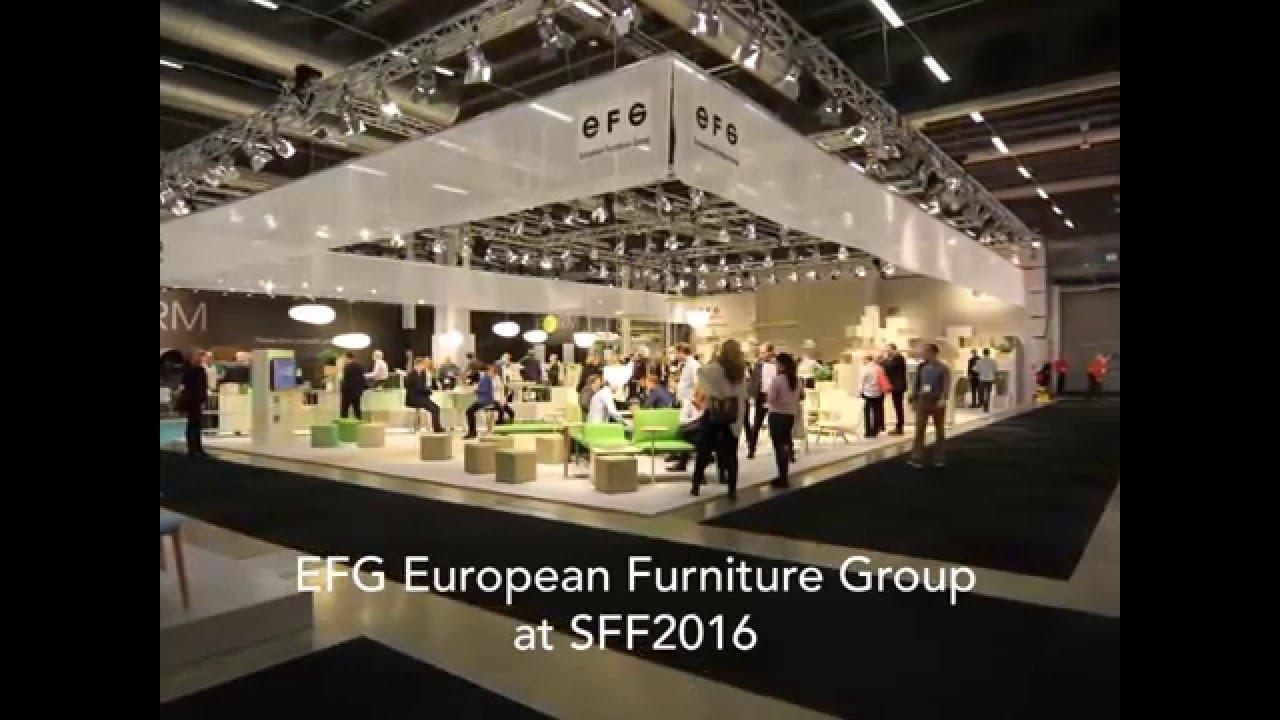 Superfolk A Stockholm Furniture Fair : Efg at stockholm furniture fair youtube