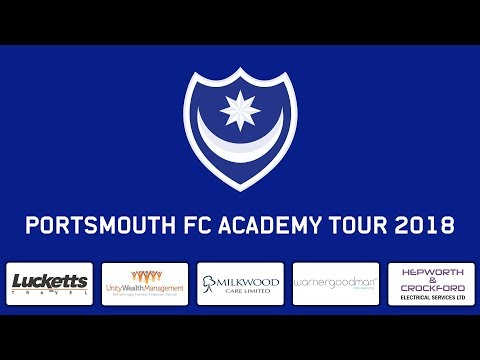 Academy Tour 2018: Hugh Lewis on the U10s/11s' trip to France