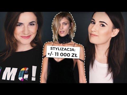 #9 DRESS FOR LESS   Anja Rubik uwodzicielsko