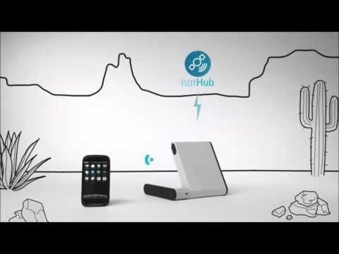 iSatHub Portable Satellite Solution | International Satellite Services
