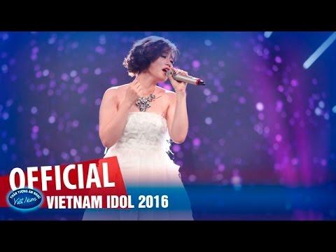 VIETNAM IDOL 2016 - GALA 1 - ANH CỨ ĐI ĐI - THẢO NHI