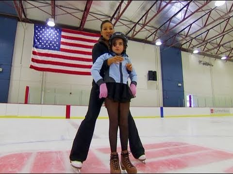 My Wish: Michelle Kwan Skates with Danielle