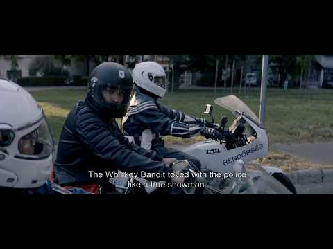 THE WHISKEY BANDIT / A Viszkis Trailer